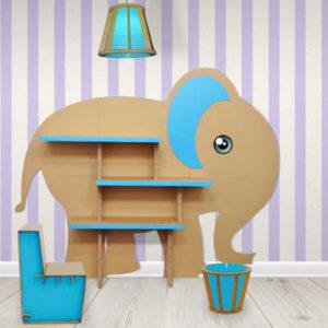 Homi news Inkartone elefante